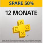 Playstation Plus 12 Monate um 29,99 € statt 59,99 € (Neukunden)