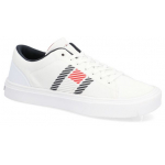 """Tommy Hilfiger """"Lightweight Stripes Knit"""" Sneaker um 29,97 €"""