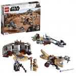 LEGO Star Wars – Ärger auf Tatooine (75299) um 15,12 € statt 28,39 €