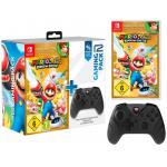 Mario + Rabbids: Kingdom Battle – Gold Edition + Pro Pad X (Switch) um 44,99 € statt 59,99 €