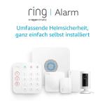 Ring Alarm 5-teiliges Kit (2. Gen.) + Ring Indoor Cam um 179 €