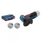Bosch Professional GWS 12V-76 Akku-Winkelschleifer solo inkl. L-Boxx um 85,03 € statt 102,28 €