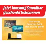 Media Markt – Samsung QLED TV kaufen + Soundbar gratis