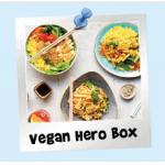 HolyRecipe – 1+1 Gratis beim Kauf von 2 Vegan Hero Boxen!