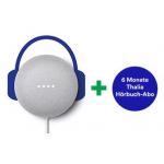 Thalia – 6 Monate Hörbuch-Abo + Google Nest Mini um 39 €