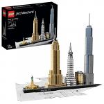 LEGO Architecture – New York City (21028) um 29,54 € statt 36,53 €
