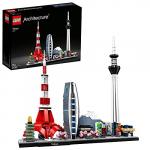 LEGO Architecture – Tokio (21051) um 35,49 € statt 45,03 €