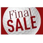 Golf House – bis zu 70% Rabatt im Sale & 5 € Rabatt