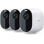 Arlo Essential Spotlight Überwachungskamera, 3er-Pack um 230,73 € statt 343,90 € (neuer Bestpreis)