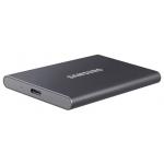 Samsung Portable SSD T7 grau 500GB, USB-C 3.1 um 54,99 € statt 84,50 €