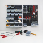 Werkzeugwand 43teilig inkl. Versand um 14,99 € statt 24,99 €