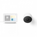 Google Nest Cam (mit Akku) + Google Nest Hub (2. Gen) um 219€
