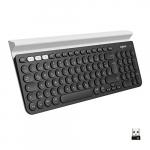 Logitech K780 Multi-Device Wireless Keyboard um 59,49 € statt 70,74 €