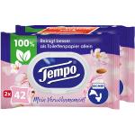 10x Feuchte Toilettentücher Mandelmilch & Panthenol, 42St um 9,04 €