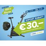 Hervis Onlineshop – 30 € Rabatt auf (fast) ALLES ab 100 €
