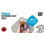 """Drei """"3"""" Woman Day – 20% Rabatt auf Sprachtarife + gratis Aktivierung"""