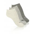 Puma Damen Sneaker Socken, 3er Pack um 3,96 € statt 7,95 €