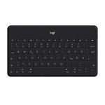 Logitech Keys-To-Go Tastatur mit iOS-Sondertasten um 38,12 € statt 51 €