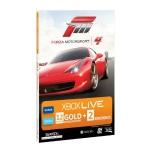 14 Monate Xbox Live Gold + 5 gratis Arcade Spiele für zusammen 53,40 Euro