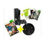 MICROSOFT Xbox 360 250GB S + FIFA Street + Mini-Fussball + 2 Games + 3 Monat XBL für 211€ @Media Markt