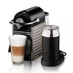 Krups XN 3015 Nespresso Pixie Electric Titan für effektive 105,01€ @Amazon
