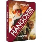 Hangover & Hangover 2 Steelbook auf Blu-ray um 17,97€ @Amazon.de