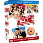 American Pie 1 – 3 Box Set (6 Discs) (Blu-ray) für 18,99€ @Play