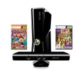 XBOX 360 Slim 4GB + Kinect + Mass Effect 3 + 2 Kinect Games um 199,97€ @Amazon.de