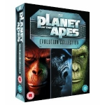 BLU des Tages: Planet of the Apes: Evolution Collection 7 Blu-Ray für 33,55€ @Amazon.co.uk