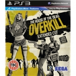 House Of The Dead: Overkill – Extended Cut [PS3] Move kompatibel für nur 10,99 Euro inkl. Versand