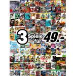 3 Games für 49€ @Amazon.de