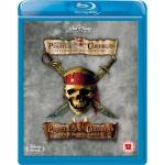 Fluch der Karibik 1+2 auf Blu-ray inkl. Versand um nur 7,31€
