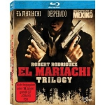 El Mariachi Trilogy (Desperado/El Mariachi/Irgendwann in Mexiko) [Blu-ray] für 17,99€ @Amazon