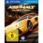 Asphalt Injection von Ubisoft (PS Vita) für 19,97€ @Amazon Osternest