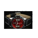 Herren Automatik Armbanduhr mit Lederband für nur 32,70 Euro bei eBay