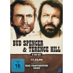 Bud Spencer & Terence Hill: 12 Filme inkl. Das Fantreffen 2009 (5 Disc Set) [Collector's Edition] für 11,97€