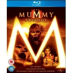 The Mummy – Trilogy Box Set Blu-ray inkl. Versand um ca. 17,50€