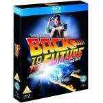 Zurück in die Zukunft Trilogie auf Blu-ray inkl. Versand um ca. 10,55 Euro