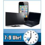 Frühshoppen Angebote: nur am 10.04.2012 von 7 – 9 Uhr (z.B. iPhone 4S um nur 555€) @Saturn