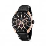Festina Herren-Armbanduhr XL Analog Leder um 73,95€
