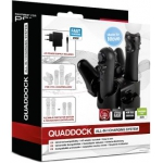 Quaddock All-In-1 Charging System für Playstation 3 um nur 14,97 Euro bei Amazon