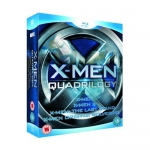 X-Men Quadrilogy Blu-Ray für 14,99€