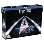 Star Trek: The Original Series – Complete Box Set Blu-ray für 106.72€