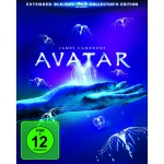 Avatar Extended Collector's Edition inkl. Avatar Artbook auf Blu-ray um 17,06€
