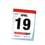 Woman Day 2012 am 19. April 2012 – gültig in ganz Österreich