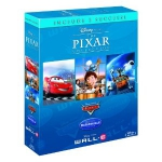 BLU des Tages: Pixar Collection Cars, Wall-E und Ratatioulle für 12,99€