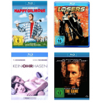3 Blu-rays für 21€ (z.B.: The Losers, Happy Gilmore, The Game, Keinohrhasen, …)