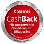 bis zu 200€ sparen beim Canon Österreich CashBack 2012