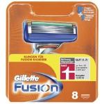 Gilette Fusion Rasierklingen 8er um 17,95€ im Amazon Sparabo
