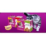 Gratis Nassfutter für Katze anfordern